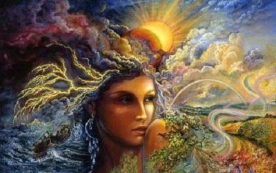 Sacred Woman Rising